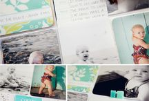project Life'n / Easy scrappin  / by Stamping School