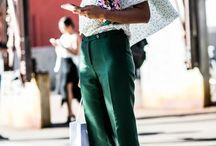 Fashion / Outfit particolari da streetstyle