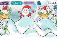 Christmas Bazgroszyt / Kredziaki Świętują :)