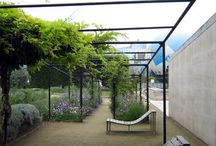 modern garden design