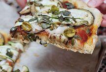 Pizza legumes