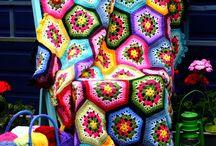 Crocheting-virkkaustyöt