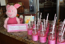 Baby shower ideas / by Tabitha Holley