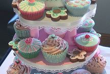 Cupcakes Cute Fondant or Cookies