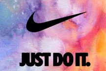 Nike (just do it)
