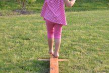 Playground for backyard