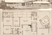 Floor plans  / Platte gronden