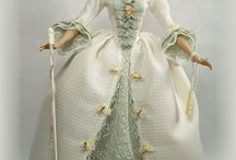 Barbie Moda Dworska