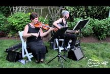 Videos!!! And I Love Her Violin / Lots of videos of us playing!