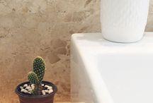 Lavabos / Várias ideias e inspirações para lavabos