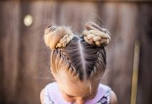 Girls hairstyles / All different girl hairstyles