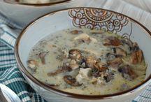 soups / by Carol Lennox