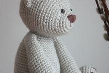 Amigurumi Teddy Bear Crochet Patterns / Amigurumi Teddy Bear Crochet Patterns