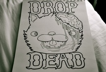 drop dead / by Becca Coy