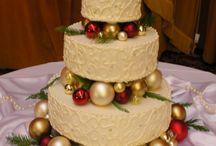 A Christmas Wedding (ideas for Sarah and James)