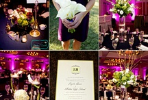 BZ Events/Brock & Co. Wedding Magic / Just examples of the beautiful weddings that the fabulous ladies I used to work with helped create!  / by Gray Allen