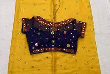 saree diff blouse diff