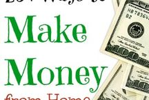 25 ways to earn money at home