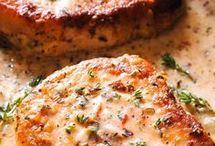 Baked Pork-chops...yummy