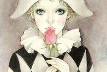 Art: Pierrot