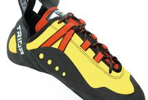Climbing shoes Triop /   Do you have the right climbing shoes for indor wall or for your rock adventure? We offer models for beginners, intermediate and advanced climbers and we did not forget the little ones, for which we have a children's climbing shoes. You can choose slip-climbing shoes, lace-up or Velcro, newest model Skwama from La Sportiva.  We have brands as La Sportiva, Ocun and Triop. Looking for other climbing equipment? Check our shop www.fanoutdoor.com