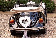 voiture mariage pep et Sylvain