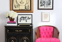 Stylish home corner