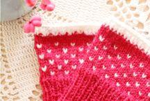 Knitting & crochet love / by Patrizia L.