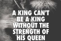King and Quen Quotes