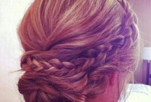 Graduation hair / My favorite hair styles that could be for graduation