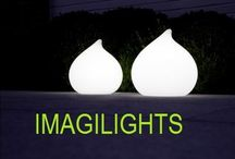 Outdoor lighting / A design collection of outdoor lamps by Katei