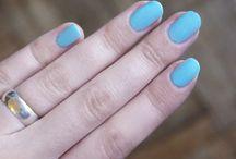 nails..manicure...pedicure / by Mahi Aa