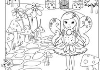 "Colouring Competition /  ""Glamour Glitter Gift Packs"", valued at $20.00 each!  Simply colour in the Pink Poppy Fairy page for a chance to WIN!  Please see all the details and conditions of entry on the colouring sheet below.  *Open to Australian residents only."