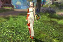 Blade & Soul Outfits/Doboks / See how different doboks look like on all the different races available on Blade & Soul.