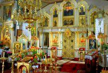Cerkiew w Polsce wnętrze