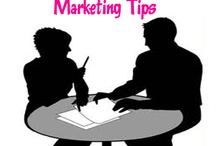 Book Promotion Tips / Ideas and tips for marketing your books.