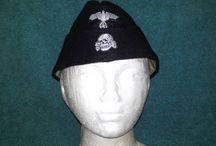 Panzers Waffen SS Side Cap / Replica