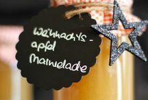 Rezepte: Marmelade :)