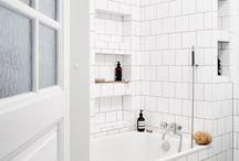 kylpyhuone- ja saunatila