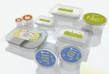 Design de Embalagens / Designs de embalagens criados pela EW.