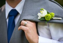 Wedding Boutonnieres / Boutonniere ideas for weddings.