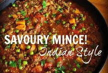 Mince dishes