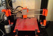 3D Tisk / 3D Printing / 3D tisk není jen naším velkým koníčkem, ale snažíme se ho využít i při vývoji karetních a deskových her.  3D printing is not only our great hobby, but we try to use it during the development of card and board games.