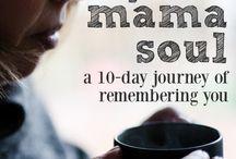 water your mama soul