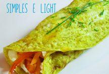 Receitas: Omeletes e ovos