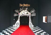 Tim Burton / by Leah Jennett