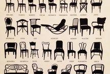 Curvy chairs