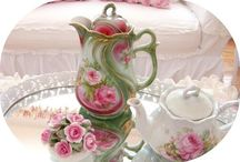 Tea Time / by Terri Schmidt