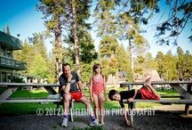 Family Portrait Shoot Ideas / by Madeleine Tilin Photography