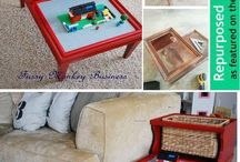 LEGO Tables and Storage